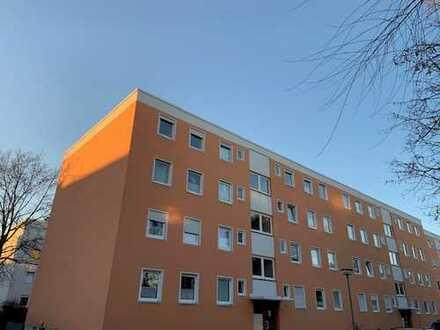 3-Zimmerwohnung in Haunstetten - frei