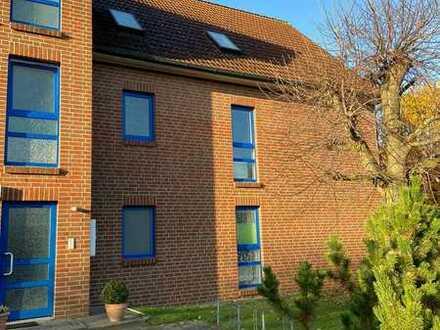 Vollständig renovierte 3-Zimmer-EG-Wohnung mit Einbauküche in Syke