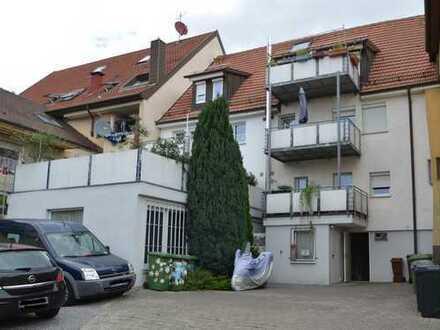 Mehrfamilienhaus in der Innenstadt - voll vermietet