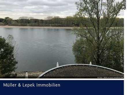 Rheinblick inklusive! Eigentumswohnung mit einzigartiger Aussicht!