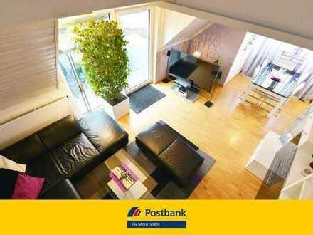 Top gepflegte 4-Zimmer-Galeriewohnung mit Südbalkon