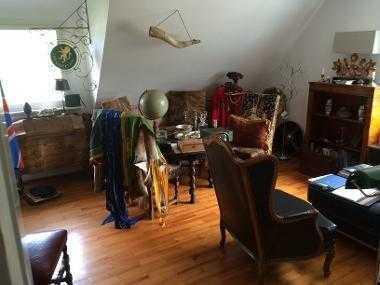 1 WG Zimmer in Einfamilienhaus in Bodman mit Garten und Seeblick
