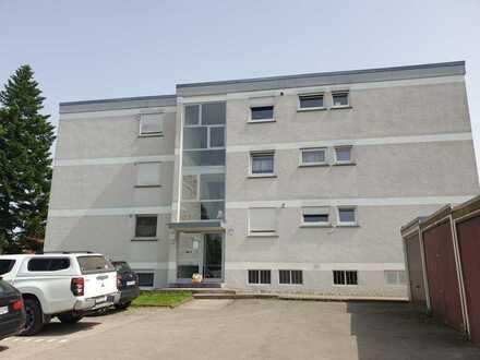 In Friedrichshafen: Gut geschnittene 4-Zimmer-Wohnung mit Balkon