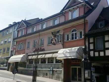 Schönes Hotel mit Cafe und eigener Konditerei und Confiserie