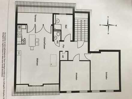 Schöne, geräumige drei Zimmer Wohnung in Berlin, Wilmersdorf