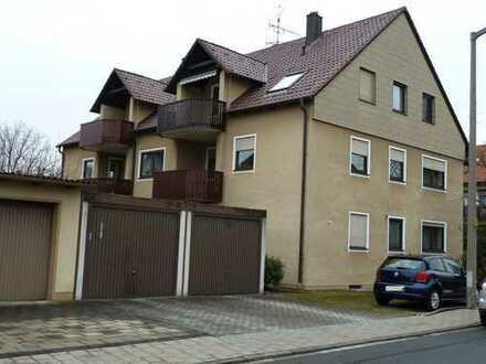 Ruhige 3,5 Zimmer-Dachgeschosswohnung in Alterlangen