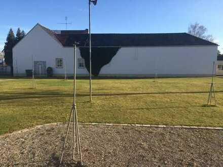 Lagerhalle mit Lager- und Stellfläche in Euskirchen innerhalb abschließbarer Hofanlage zu vermieten