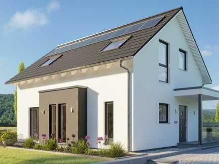 Schlüsselfertiges Einfamilienhaus von Schwabenhaus