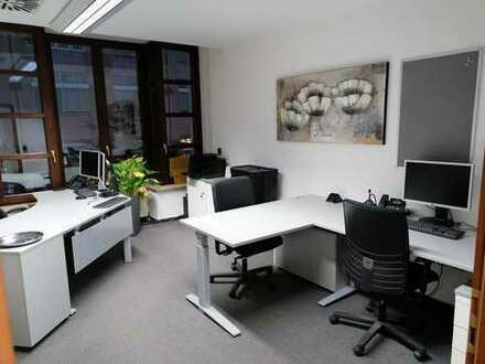 Fix und fertig Büro mit Seminarraum (möbliert), Heidelberg Stadtmitte Europaplatz