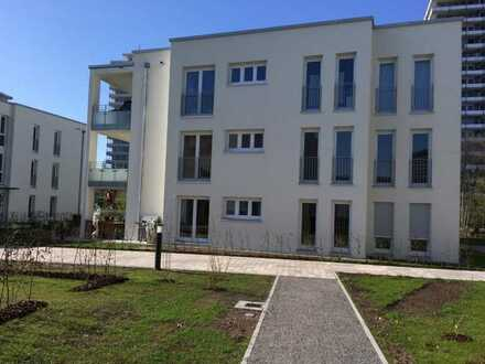 Neubau / Erstbezug Exklusive 3 Zimmer Neubauwohnung mit Balkon