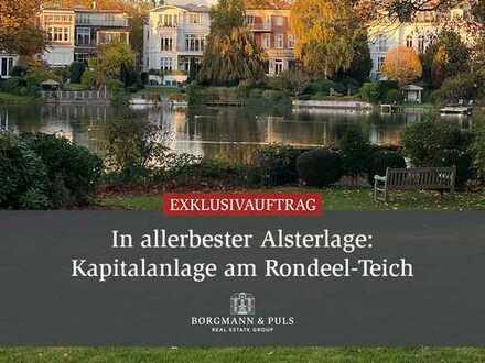 EXKLUSIVAUFTRAG: Kapitalanlage am Rondeel-Teich