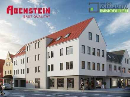 # Leben mitten in der Stadt Thannhausen # Attraktive 2-Zimmerwohnung