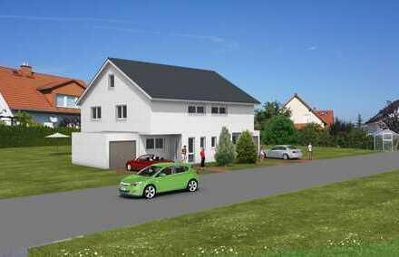 Vertriebsstart!- 2 großzügige Doppelhaushälften-schlüsselfertig!Bauplatzberatung Di 18:00 -19:00 Uhr