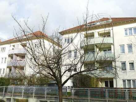 Vermietete 2-Zimmerwohnung mit Dachterrasse und TG-Stellplatz in Sinsheim!