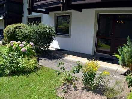 2-Zimmer-Terassenwohnung in ruhiger Wohnlage