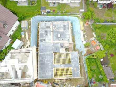Attraktive 3- Zimmerwohnung im Dachgeschoss mit Dachterrasse (Wohnung 6)