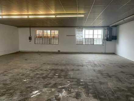 Werkstatt-, Hallen-, Lagerabteile, Storage ***135 m²***