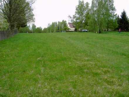 Großes Freizeit- Grundstück in traumhafter Lage in 08626 Adorf/Vogtl.