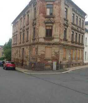 Altbau - Mehrfamilien Eckhaus mit 29 - Zimmern in Zwickau (Kreis), Werdau