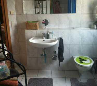 Helles Zimmer in möbelierten Zwei-Personen-WG