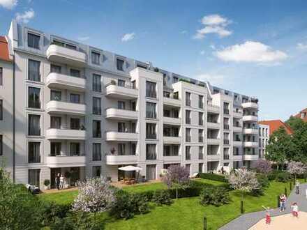 Offene und funktionale Wohnung in der Südvorstadt