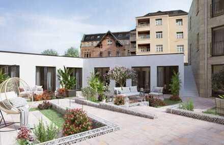 Ein Kleinod - mit Terrasse