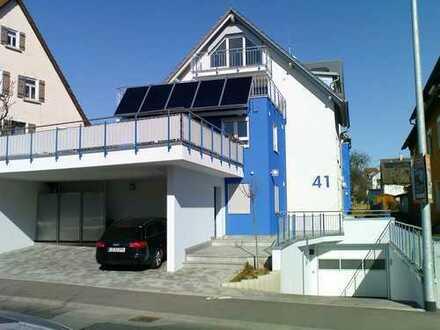 Sauna und Klimaanlage: Ruhige 3-Zimmer Wohnung in Filderstadt-Harthausen