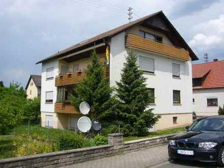 Provisionsfrei und 5% Rendite! Großzügige 2-ZKB-Wohnung in Lauda-Unterbalbach