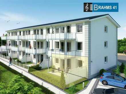 3 Zi/85,82 m² Komfort-ETW Terrasse | barrierefrei nach LBO