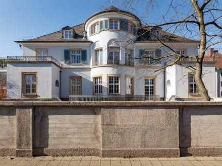 Villa Eicheneck / außergewöhnliche & repräsentative Büro-/Praxis-/Kanzleiflächen in Kulturdenkmal