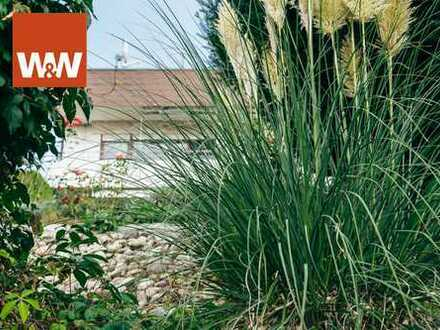 Repräsentatives 3 Familienhaus mit sehr schönem Garten