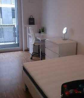 2er - WG-Zimmer in modernem Studentenwohnheim
