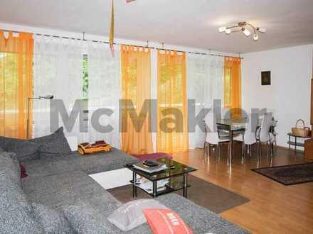 Zentrale und ruhige Lage: Attraktive 3-Zimmer-Wohnung mit 2 sonnigen Balkonen