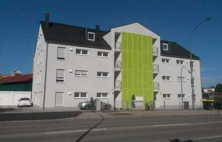 Barrierefreies Wohnen mit kleinem Gartenanteil in Königsbrunn