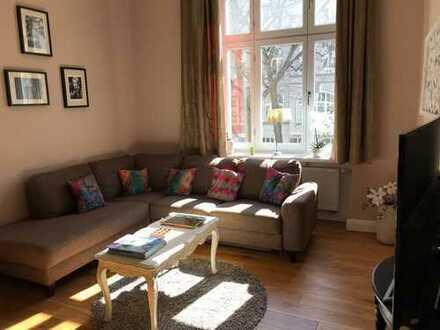 3-Zimmer-Altbauwohnung in der Teutoburger Straße