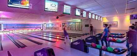 Bowling-Center mit Gastronomie im Raum Hannover