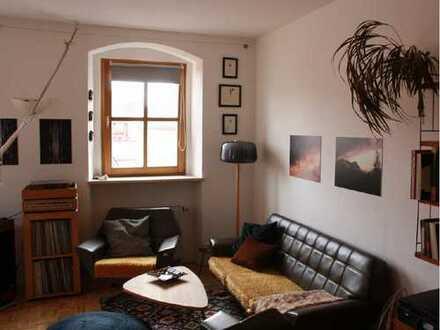 Stilvolle 2-Zimmer-Wohnung mit Einbauküche in Regensburg