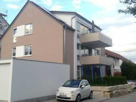 Erdgeschosswohnung in Brackenheim in ruhiger und zentraler Wohnlage