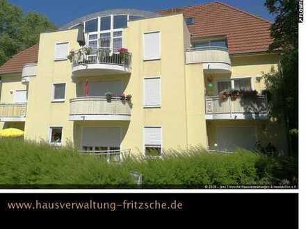 moderne 2-Raumwohnung mit Terrasse in bevorzugter Wohnlage