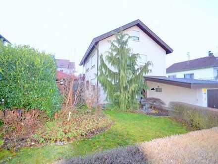 Schönes Zweifamilienhaus im gewachsenen Wohngebiet von Nordheim!