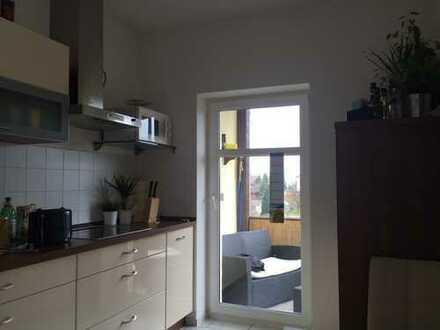 WG-Zimmer in wunderschöner Wohnung in Hartmannsdorf