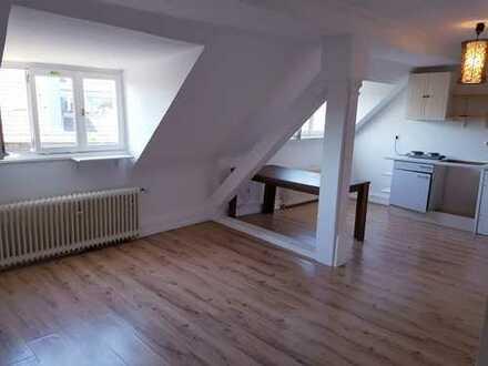 Stilvolle 1-Zimmer-Wohnung in Kalk, Köln