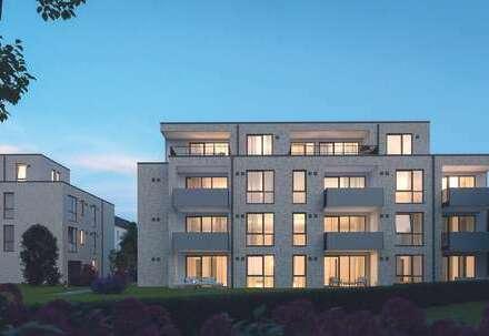 Neubau Penthouse Walle / 3-Zimmer / Große Süd-Dachterrasse