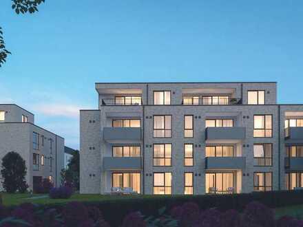Neubau Penthouse Walle / 3-Zimmer / Bad mit Fenster / Große Süd-Dachterrasse