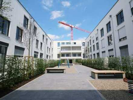 Neuwertiges Modulhaus mit 6 Zimmern, Terrasse und Dachterrasse! Frei ab 01.09.!
