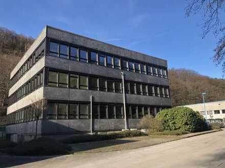 Bürokomplex, teilbar ab 100 qm provisionsfrei zu vermieten