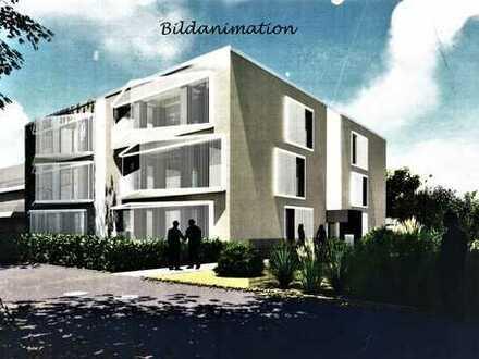 Erstbezug: Schöne 3-Zimmer-Wohnung mit EBK, Balkon und TG in Langenau