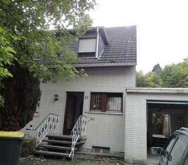 DHH mit sehr großer Terrasse und Garage