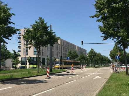 Helles und modernes Appartement für den Stadtmenschen.