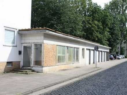 ***Ladengeschäft / Büro mit Lager und 5 Garagen in Vahrenwald-List***